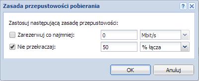 QoS-limit